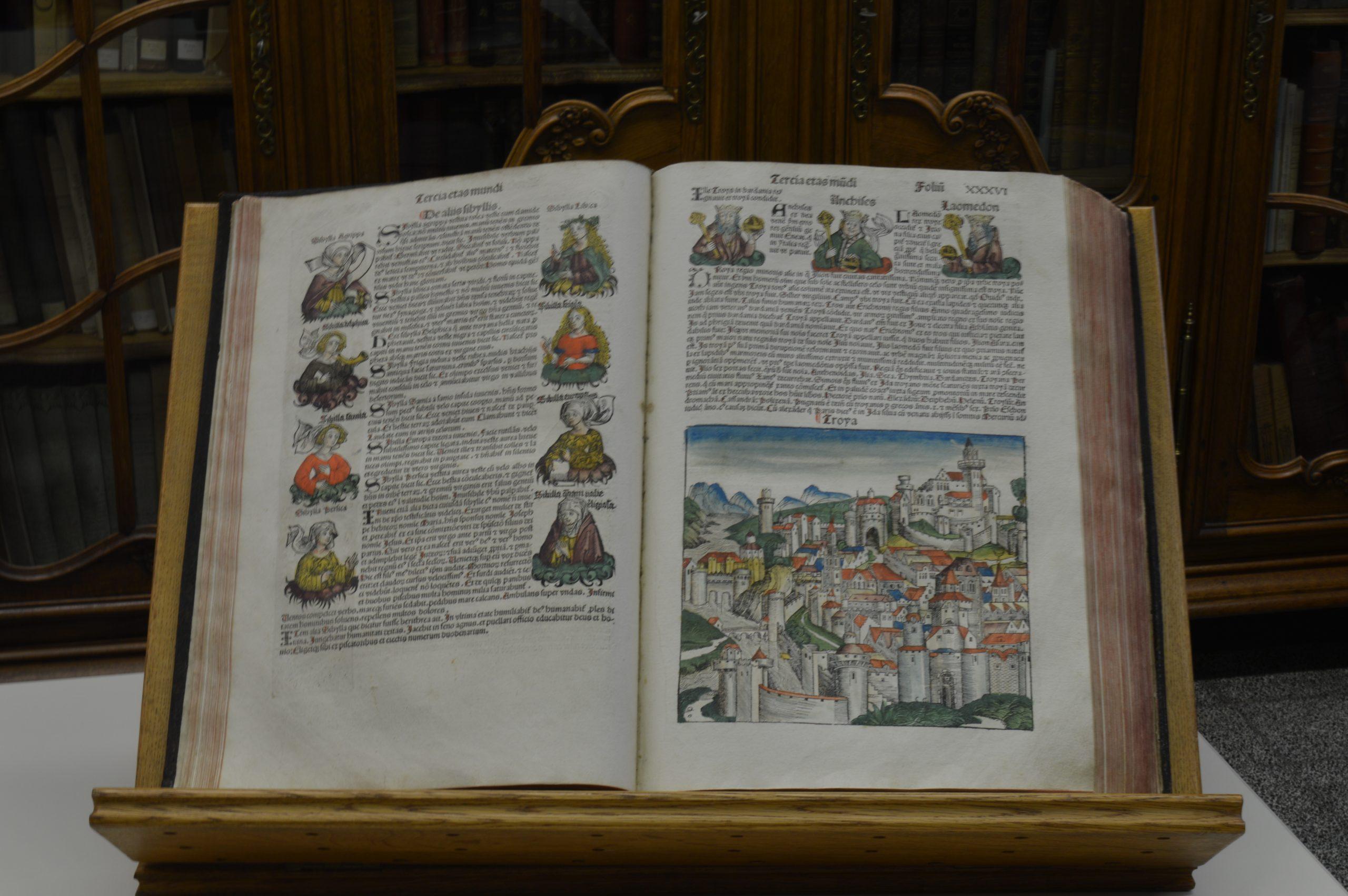 Les fonds anciens de l'Université de Mons