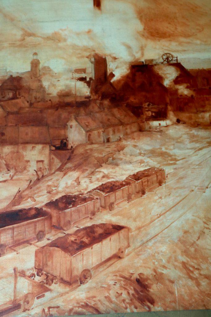 Peinture murale Polytech
