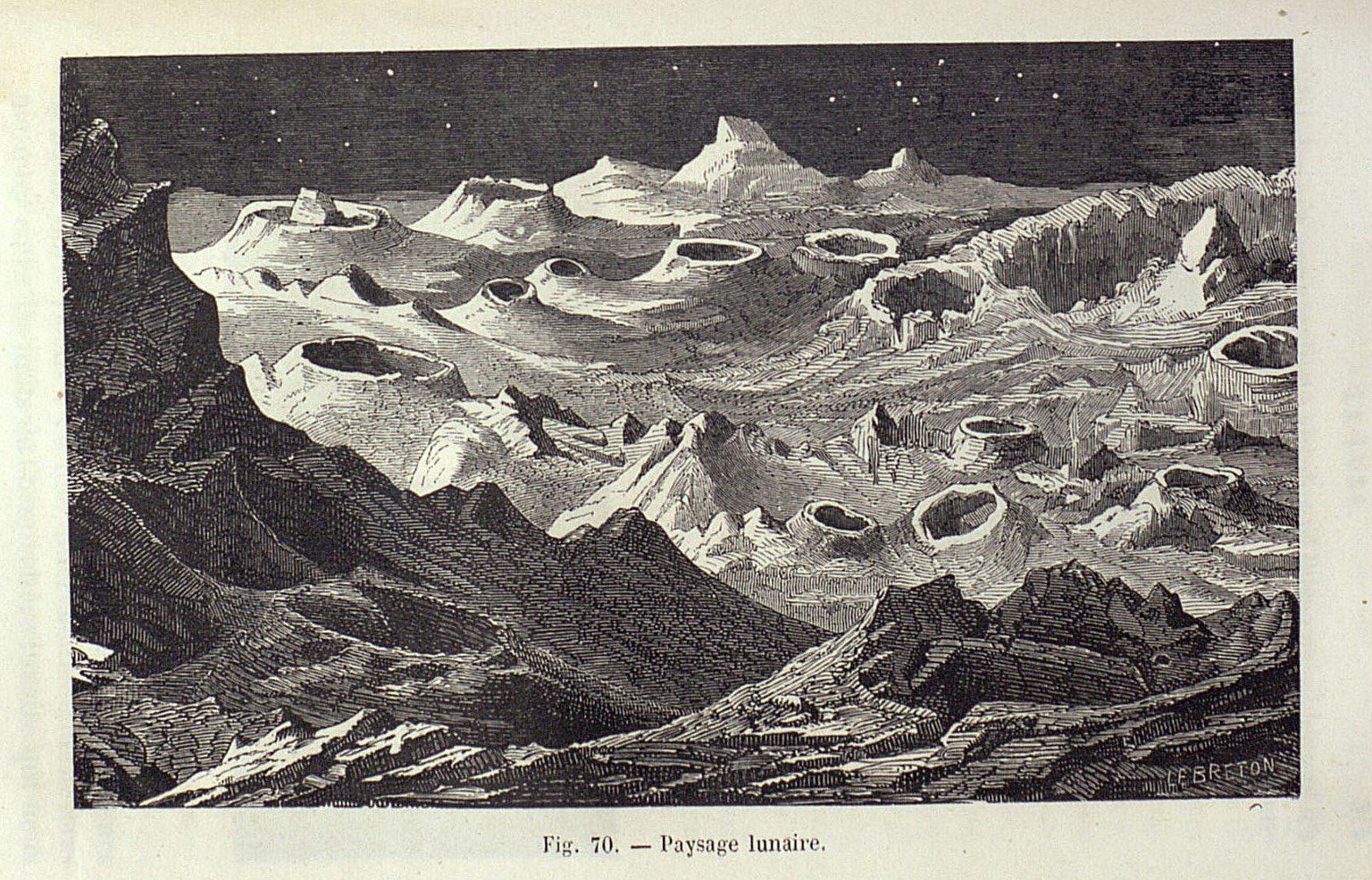 Flammarion C., Merveilles célestes, Paris, Hachette, 1869