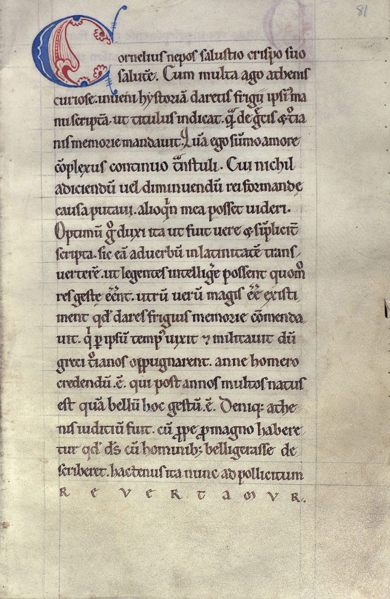 Manuscrit 11/104, 1200-1300