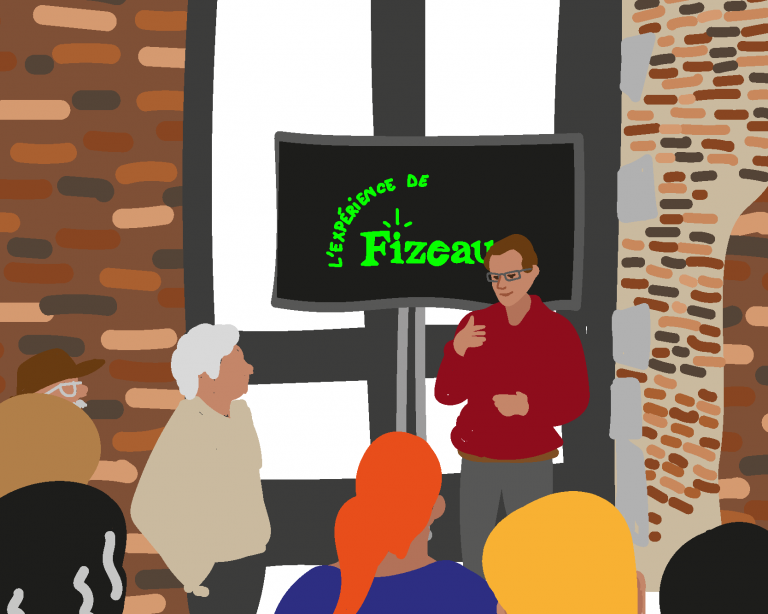 Épisode n°7 –L'expérience de Fizeau