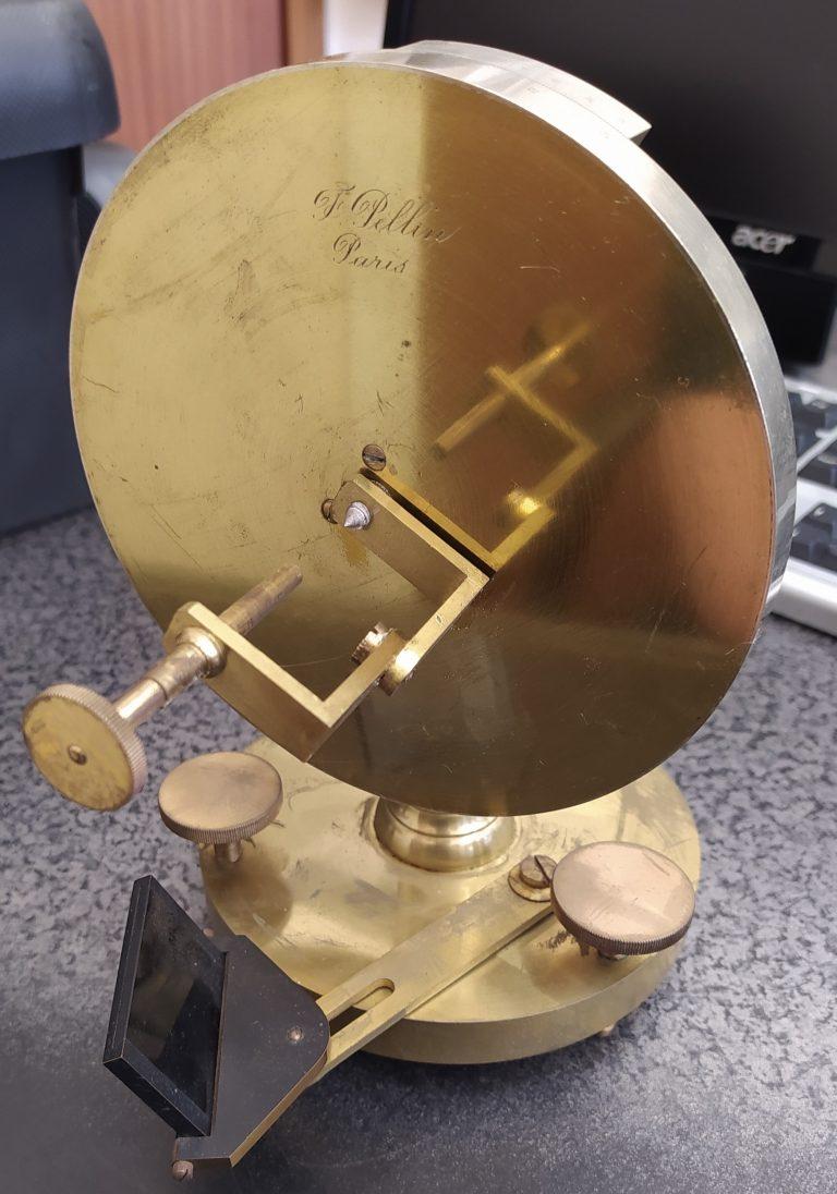 Goniomètre de Wollaston