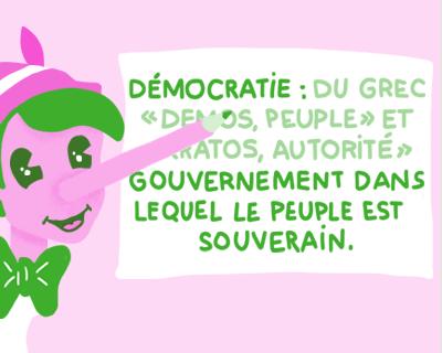 La démocratie est-elle démocratique ?