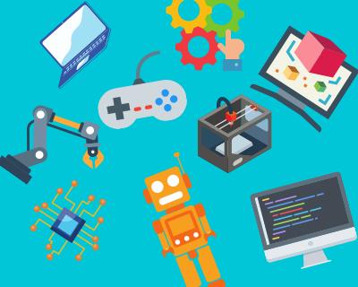Robotique, impression 3D et programmation