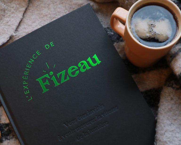 L'expérience de Fizeau (PDF)