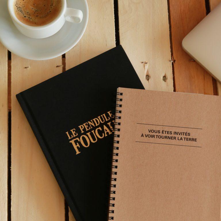 Le pendule de Foucault (Livre –PDF)